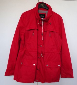 Windjacke in rot Gr. 46