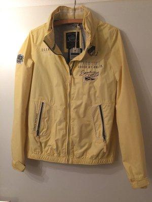 Windjacke Soccx Gr.36 S Segeln Maritim Gelb Segeljacke Jacke Damen Sailing Neu