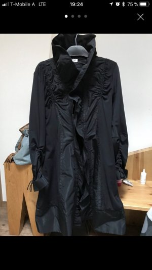 Tuzzi Heavy Raincoat black