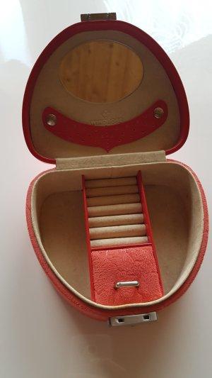 Windrose Charmbox Schmuckdose für Zuhause und Unterwegs