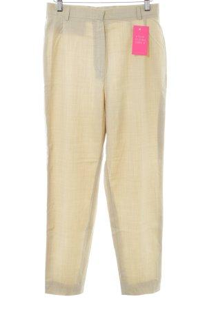Windsor Pantalón tobillero beige claro elegante