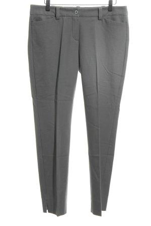 Windsor Pantalone da abito grigio chiaro stile professionale