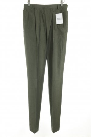Windsor Suit Trouser olive green elegant