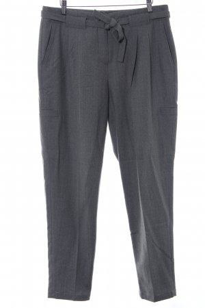 Windsor Baggy Pants grau Business-Look