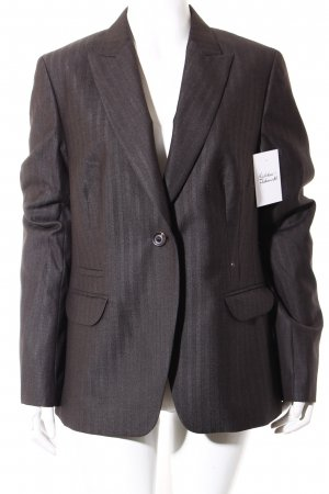 Windsor Blazer anthrazit Streifenmuster Business-Look