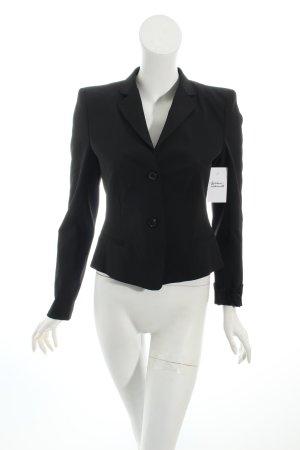 Windsor Blazer schwarz Business-Look