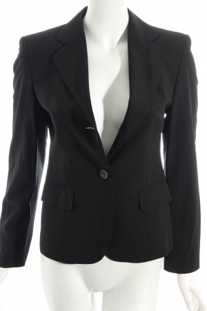 Windsor Blazer schwarz Business-Look