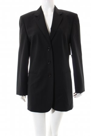 Windsor Blazer schwarz Casual-Look