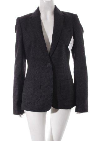Windsor Blazer schwarz-grau Webmuster klassischer Stil