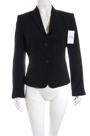 Windsor Blazer schwarz klassischer Stil