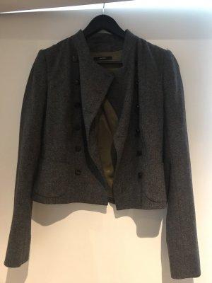 Windsor Blazer in lana multicolore Lana vergine