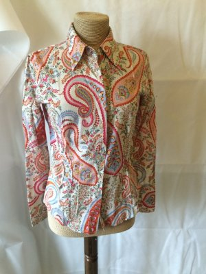 Windsor Bluse Paisley Muster Gr. 38