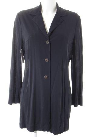 Windsor Blusenjacke dunkelblau schlichter Stil