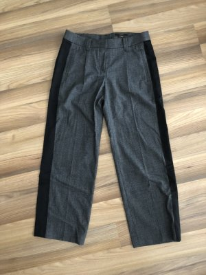 Windsor Pleated Trousers multicolored new wool