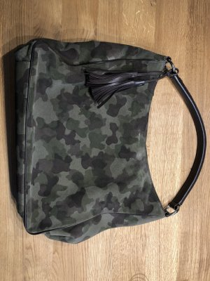 Windsor Bolsa Hobo multicolor Gamuza