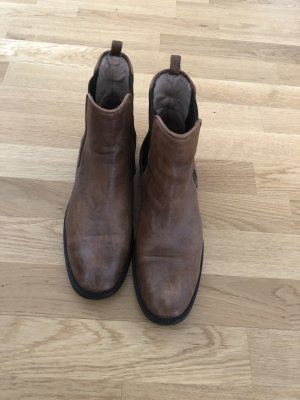 Windsor Chelsea Boots braun