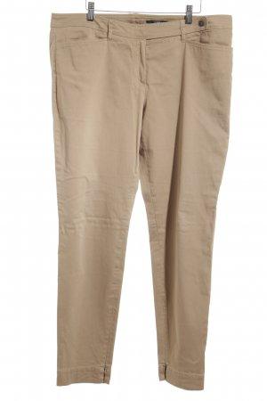Windsor Chinohose beige Casual-Look