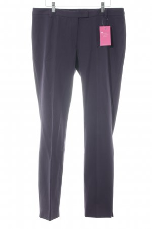 Windsor Chinos dark violet elegant