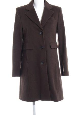 Windsor Fleecemantel bronzefarben-dunkelbraun Elegant