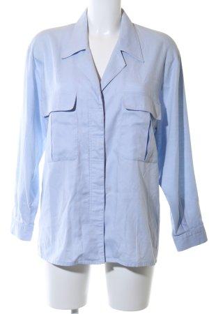 Windsor Hemd-Bluse blau Casual-Look