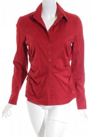 Windsor Hemd-Bluse rot Casual-Look
