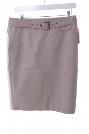 Windsor High Waist Rock hellbeige