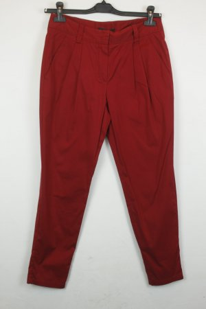 Windsor Pantalone chino carminio Cotone
