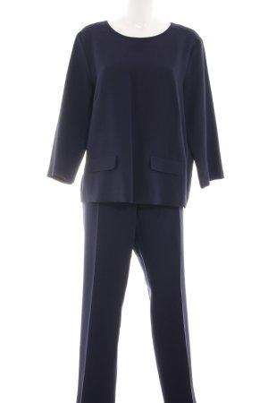 Windsor Tailleur pantalone blu stile professionale