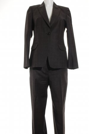 Windsor Trouser Suit check pattern business style
