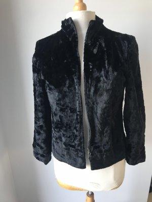 Windsor Jacke Schwarz Gr 36 Luxus