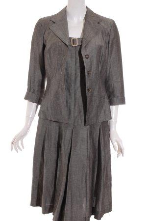 Windsor Kleid grau Business-Look