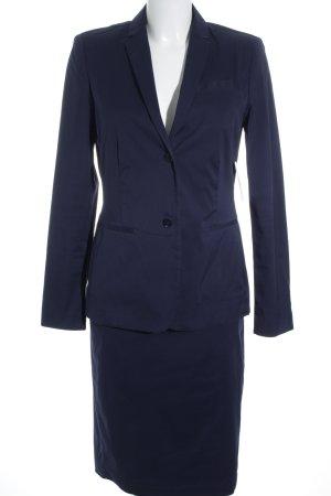 Windsor Kostüm dunkelblau Business-Look