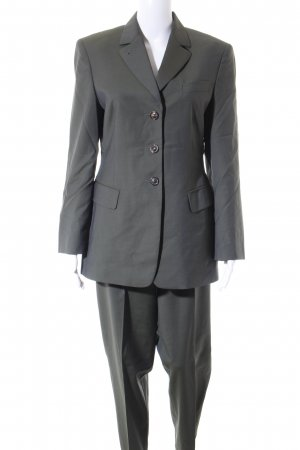 Windsor Ladies' Suit olive green elegant