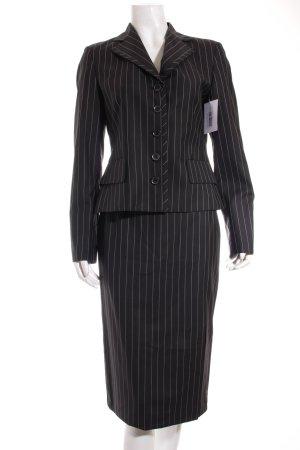 Windsor Kostüm schwarz-weiß Business-Look