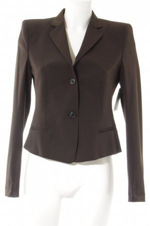 Windsor Kurz-Blazer braun Business-Look