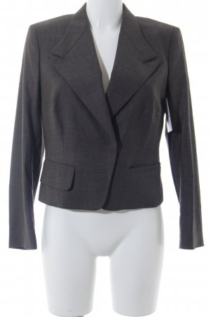Windsor Kurz-Blazer dunkelgrau Business-Look
