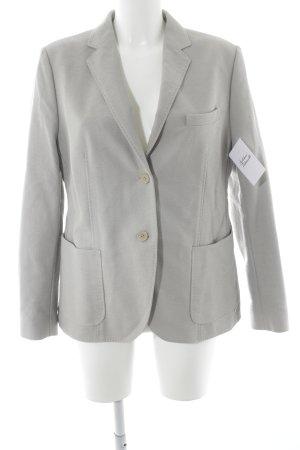 Windsor Kurz-Blazer hellgrau-beige Business-Look