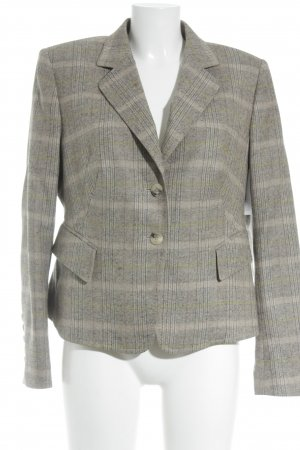 Windsor Kurz-Blazer Karomuster Brit-Look