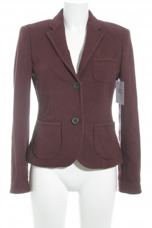 Windsor Kurz-Blazer rostrot Business-Look
