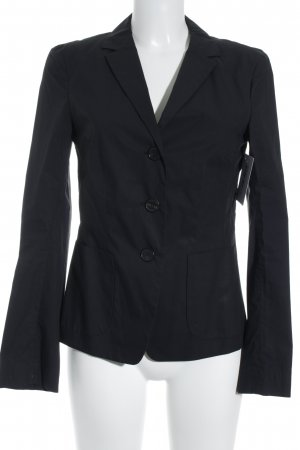 Windsor Kurz-Blazer schwarz Business-Look