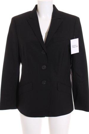 Windsor Kurz-Blazer schwarz klassischer Stil