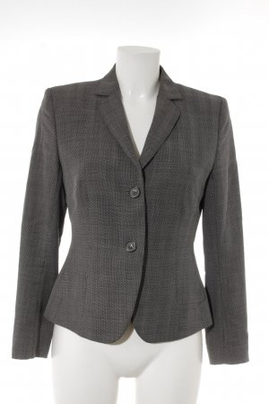 Windsor Kurz-Blazer schwarz-weiß Business-Look