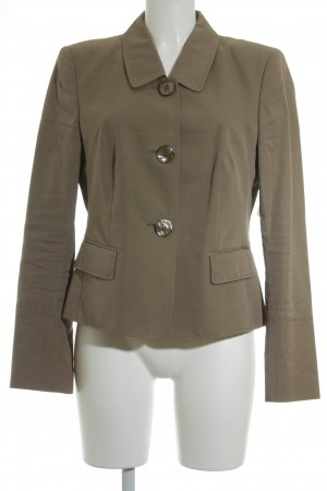 Windsor Kurz-Blazer taupe Business-Look
