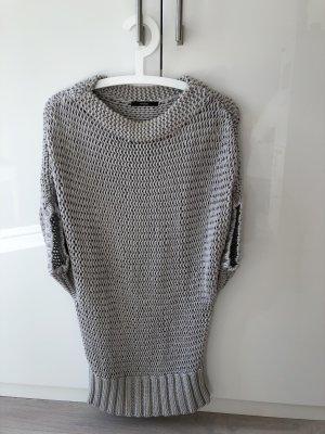 Windsor Cardigan long gris clair