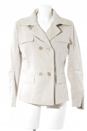 Windsor Kurzjacke hellbeige Business-Look
