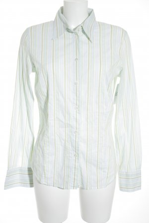 Windsor Langarmhemd Streifenmuster Casual-Look