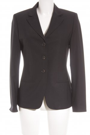 Windsor Long-Blazer dunkelblau Business-Look