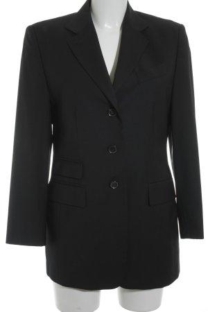 Windsor Long-Blazer dunkelblau klassischer Stil