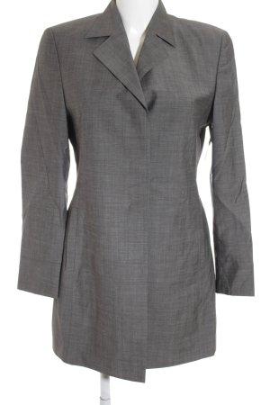 Windsor Blazer long gris style d'affaires