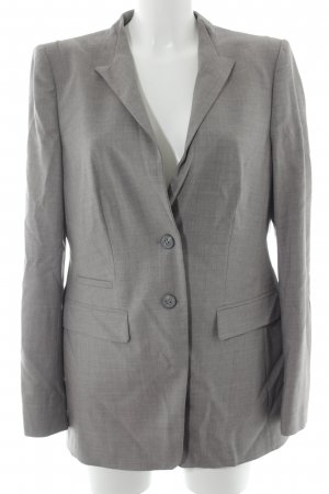 Windsor Long-Blazer grau Business-Look